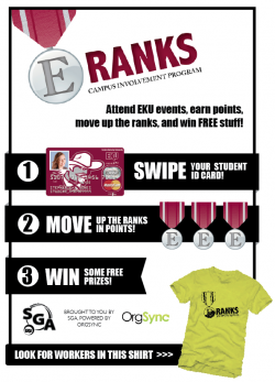 E-RANKS Program makes an appearance!